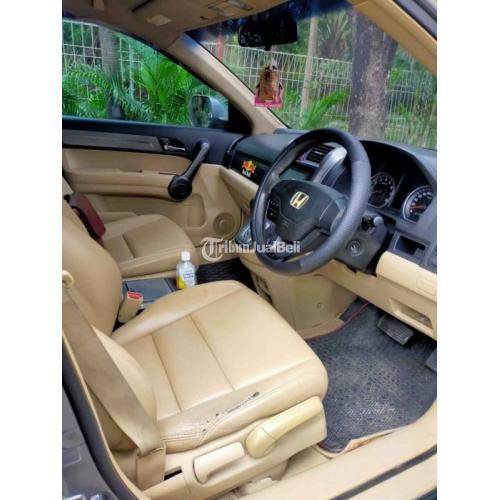 Mobil SUV Bekas Honda CRV 2.0 AT 2009 Siap Pakai Harga Murah - Malang