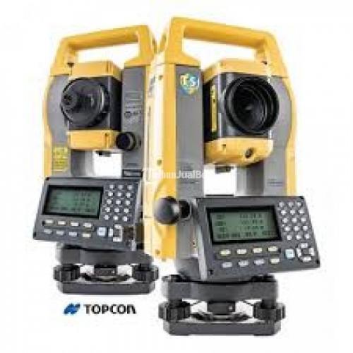 Topcon GM 105 // Total Station Topcon GM 105 // Best Price - Tangerang