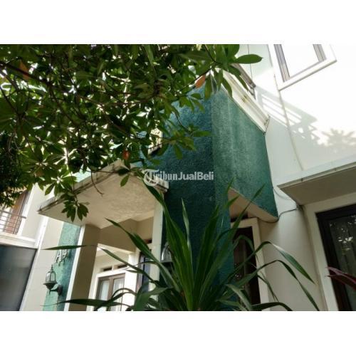 Dikontrakkan Rumah Cluster Pisangan Ciputat LT.105m2 Harga Nego - Tangerang