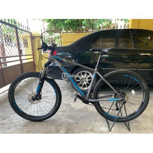 Sepeda MTB Bekas Polygon Xtrada 5 2020 Size M Like New Harga Nego - Bogor