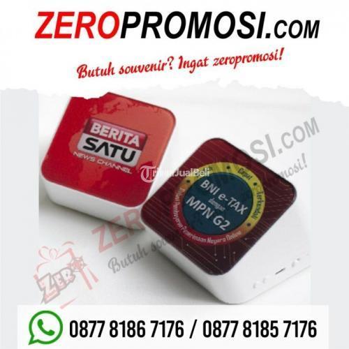 Speaker Bluetooth BTSPK03 untuk Souvenir dengan Custom Logo - Tangerang