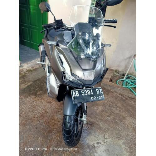 Motor Honda ADV 150 Bekas Harga Rp 25,5 Juta Tahun 2020 Matic Murah - Sleman