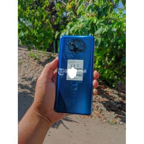 HP Poco X3 NFC Bekas Harga Rp 3,25 Juta Like New Ram 6GB 64GB Murah - Mojokerto
