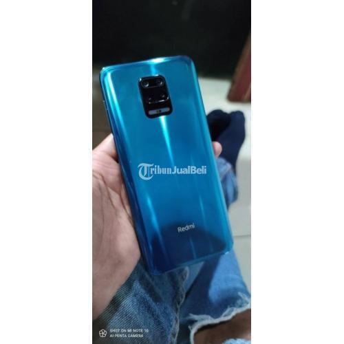 HP Redmi Note 9 Pro Bekas Harga Rp 2,7 Juta Ram 4GB 64GB Murah Lengkap - Jepara