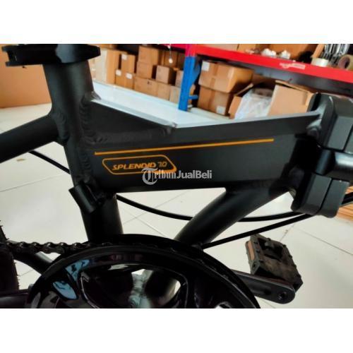 Sepeda Lipat Pacific Splendid 7.0 Bekas Harga Rp 3,85 Juta Seli Murah - Semarang