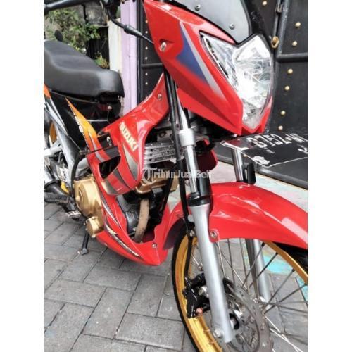 Motor Suzuki Satria FU 150 Bekas Harga Rp 7,2 Juta Nego
