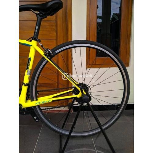 Sepeda Bekas Roadbike Thrill Ardent 4.0 Size 46 Siap Pakai