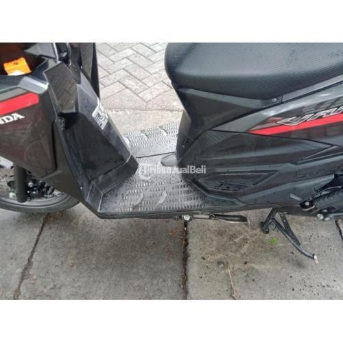Motor Bekas Honda Vario 125 2018 Terawat Surat Lengkap Harga Murah - Surabaya