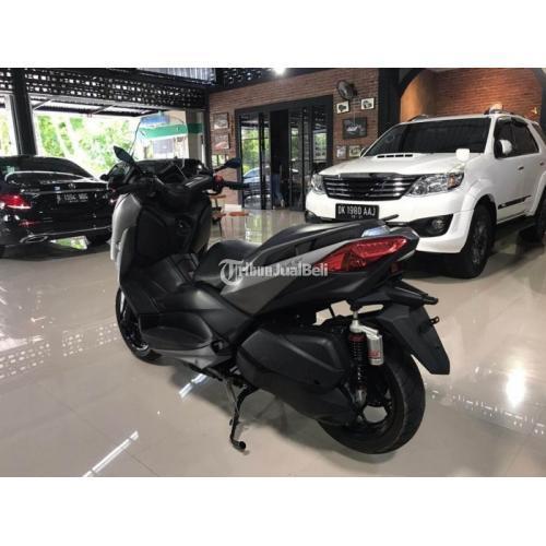Motor Bekas Yamana XMax 2018 Pajak On Surat Lengkap Terawat Harga Nego - Denpasar