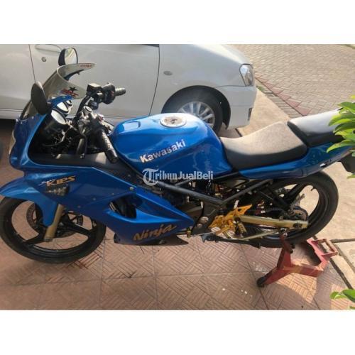 Motor Bekas Kawasaki Ninja RR CBU 2004 Surat Lengkap Mulus Harga Murah - Tangerang