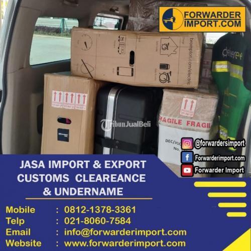 Jasa Import Beli Cari Barang Dari China - Jakarta Timur