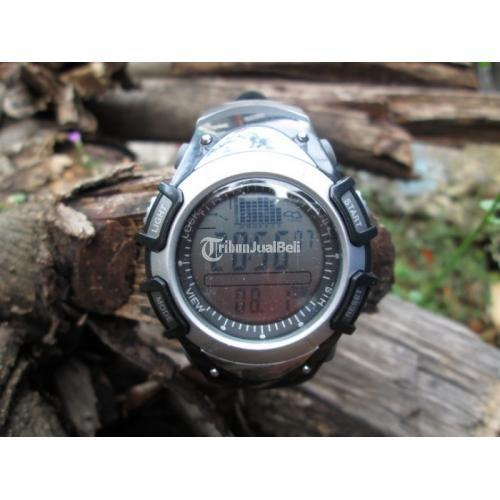 Jam Tangan Outdoor SUNROAD FX704A Digital Fishing Barometer Thermometer - Jakarta