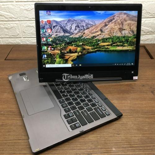 Laptop Fujitsu Lifebook T904 Bekas Harga Rp 4 Juta Core I5 Ram 8gb Normal Di Jakarta Tribunjualbeli Com