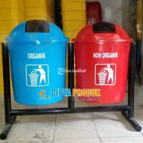 Tempat Sampah Pilah Outdoor