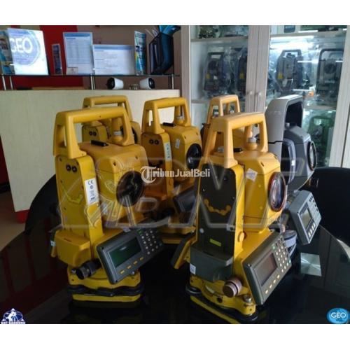 Rental Total Station Topcon Non Laser Harga Murah - Bandung
