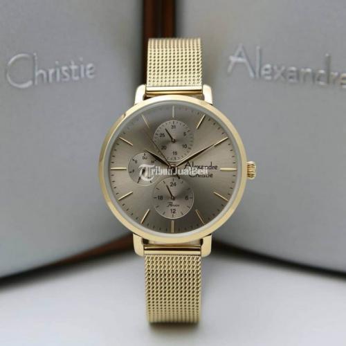 Jam Tangan Wanita Alexandre Christie 2916 Original Harga Murah - Jakarta