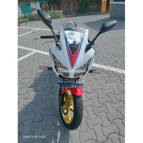 Motor Bekas Honda CBR 150 2015 Halus Pajak On Harga Nego ...