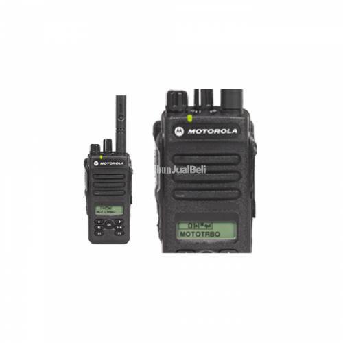 HT Motorola XIR P6620i Frek VHF UHF Radio Komunikasi - Banten