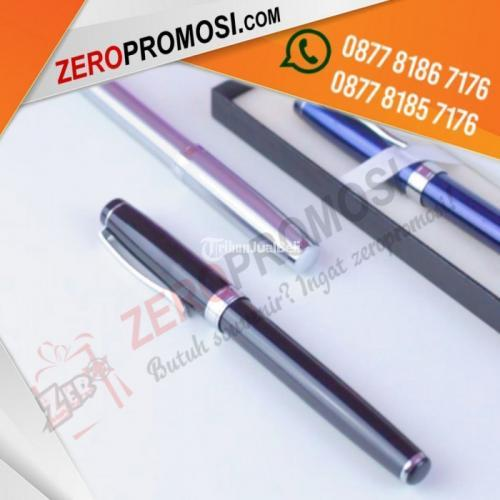 Souvenir Pen Besi F1 Rb - Pulpen Besi Promosi - Tangerang