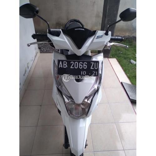 Motor Honda Beat Bekas Harga Rp 10,7 Juta Nego Tahun 2016 ...