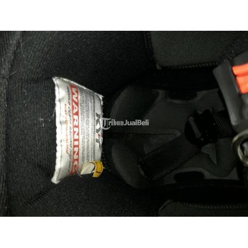 Helm KYT R10 San Marino Ukuran L Mulus Nominus Lengkap Box Harga Murah - Jogja