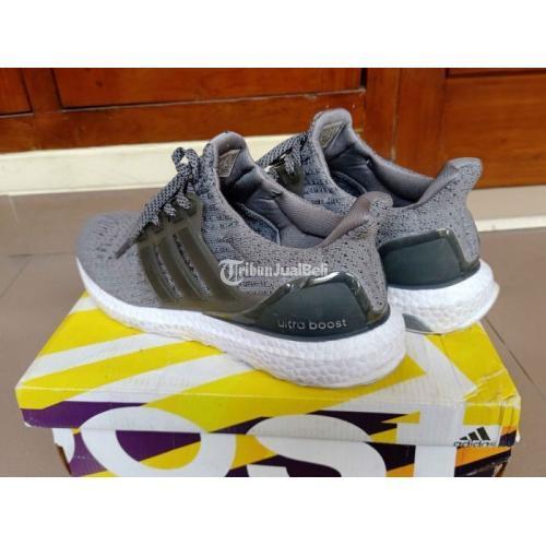 Sepatu Adidas Ultraboost Ukuran 44 Second Like New Harga Murah - Jogja