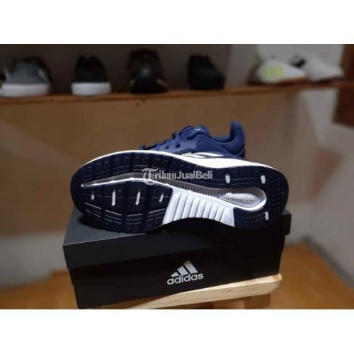 Sepatu Adidas Galaxy 5 Dark Navy Original BNIB Harga Murah - Jakarta