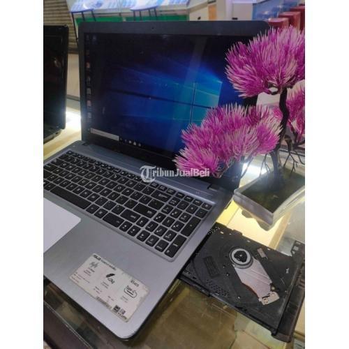 Laptop Asus 15 Inch Bekas Harga Rp 2,5 Juta Nego Ram 2GB Normal Murah - Balikpapan