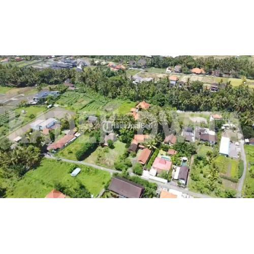 Dijual Tanah Kawasan Wisata Desa Petulu Ubud 10 Menit ke Center - Gianyar