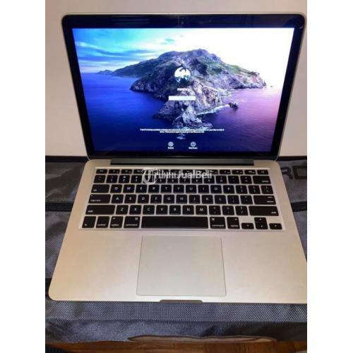 Laptop Bekas Macbook Pro Retina 13inch Late 2013 Normal Harga Nego - Jogja