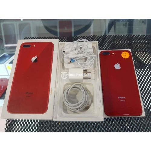 HP Bekas iPhone 8 Plus 256GB Mulus Fullset Harga Murah - Jogja