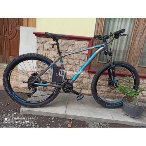 Sepeda Bekas MTB Polygon Xtrada 5 M 2020 Mulus Part Ori Harga Nego - Jogja