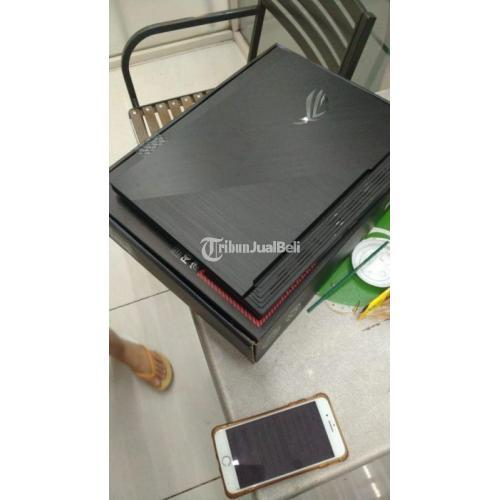 Laptop Bekas Gaming Asus ROG G751G Ram 8GB SSD 512GB Like New - Surabaya