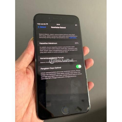 HP Bekas iPhone 8 Plus 64GB Normal Mulus Ex Pribadi Harga Murah - Surabaya