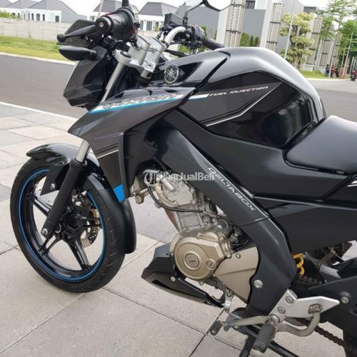 Motor Bekas Yamaha Vixion Advance 2015 Mulus Siap Pakai Lengkap - Surabaya