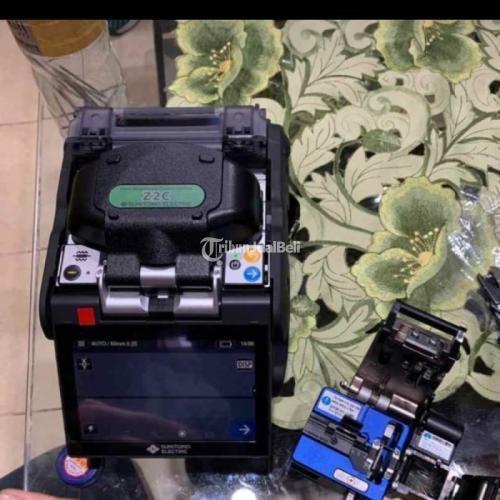 Great Diskon New Sumitomo Z2C Fusion Splicer Promo - Tangerang