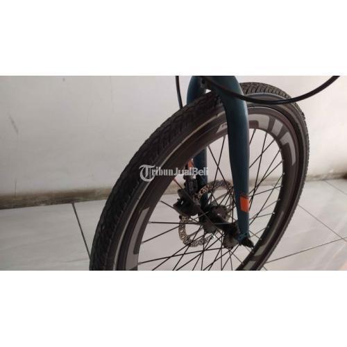 Sepeda Lipat Bekas Pacific Noris 2.8 2020 Standar Mulus Normal Harga Nego - Surabaya