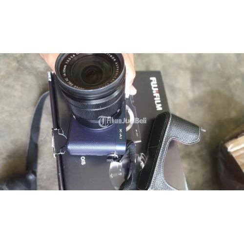 Kamera Bekas Mirrorless Fujifilm XA1 Wifi Siap Pakai Normal Harga Murah - Surabaya