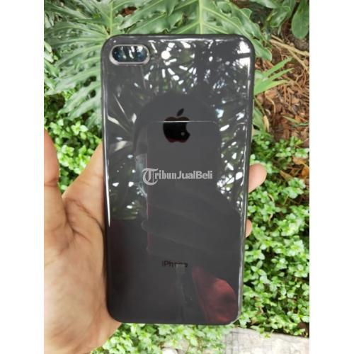 HP Bekas iPhone 8 Plus 256GB Inter LL/A Orisinil Like New Harga Nego - Jakarta