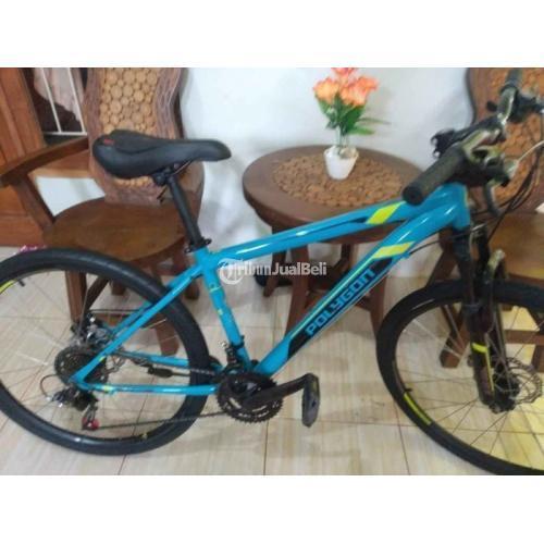 Sepeda Bekas MTB Polygon Monarch 3 Mulus Normal Harga Nego - Semarang