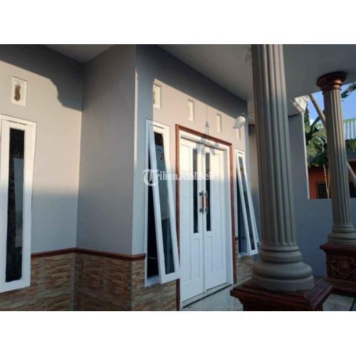 Dijual Rumah Minimalis Type 50/75 2KT 1KM Dekat Fasum Harga Murah - Semarang
