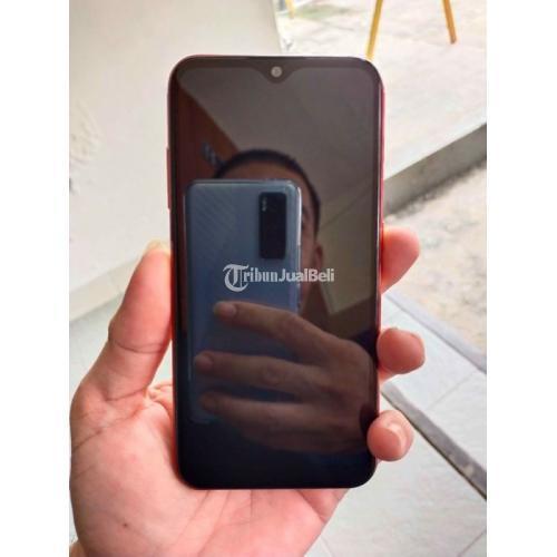 HP Samsung A01 Bekas Harga Rp 900K Nego Ram 2GB 16GB Normal - Tangerang