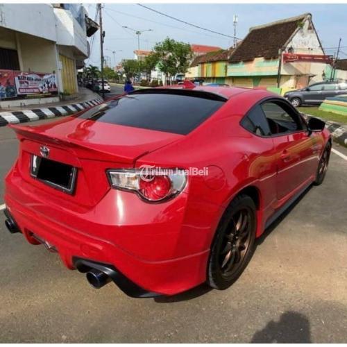 Mobil Toyota FT86 Bekas Harga Rp 650 Juta Nego Tahun 2016 Low KM Murah - Semarang