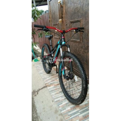 Sepeda Polygon Rayz 3 Bekas Harga Rp 4,9 Juta MTB Murah Upgrade Normal - Gowa