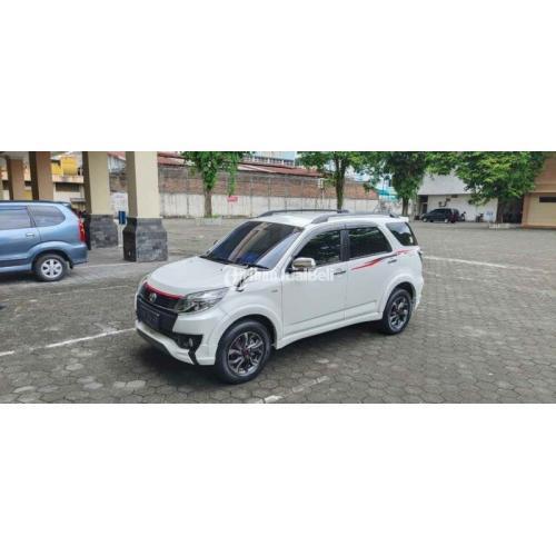 Mobil Toyota Rush S TRD Ultimo Bekas Harga Rp 175 Juta Tahun 2017 Bisa Kredit - Yogyakarta