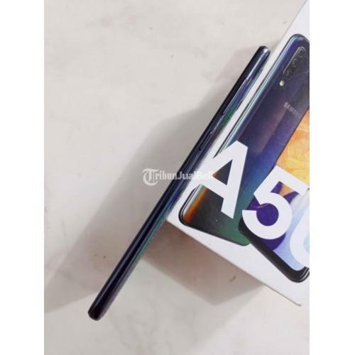 HP Samsung A50 Bekas Harga Rp 2,25 Juta Ram 4GB 64GB Murah Lengkap - Jogja
