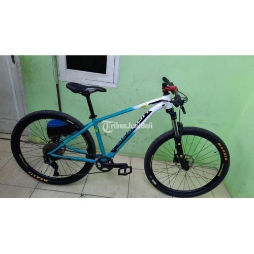 Sepeda Polygon Xtrada 5 LE Bekas Harga Rp 6,5 Juta Nego MTB Murah - Tangerang