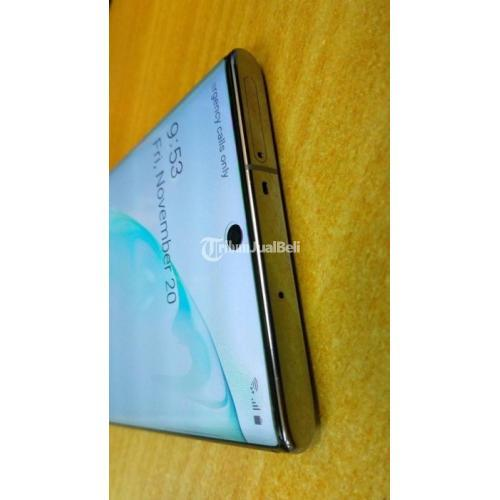 HP Samsung Note 10 Bekas Harga Rp 8 Juta Nego Lengkap Normal Murah - Tangerang