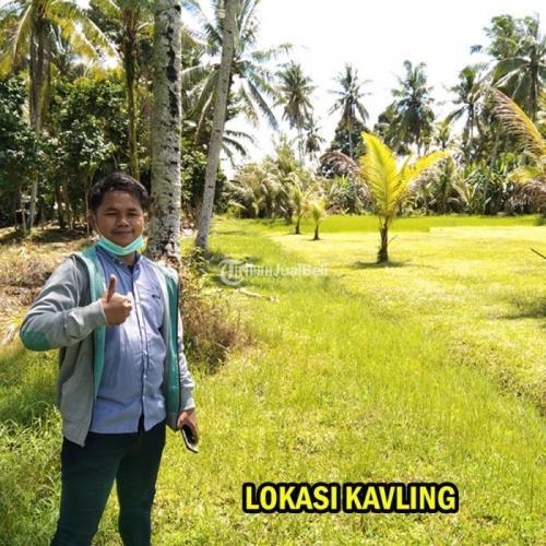 Jual Tanah Kavling Murah di Pontianak Strategis Bisa Booking Dulu - Kalimantan Barat