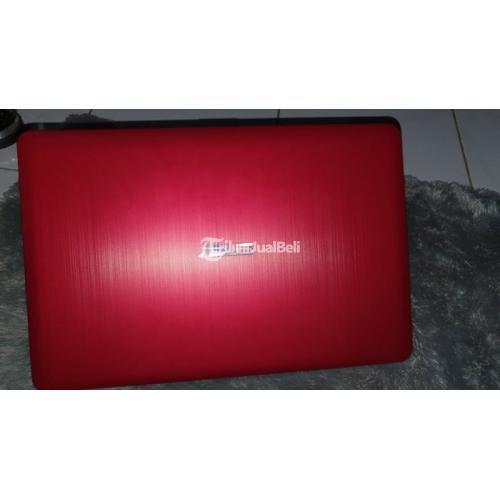 Laptop Asus X540Y Bekas Harga Rp 2,3 Juta Nego Ram 2GB Normal Murah - Bali
